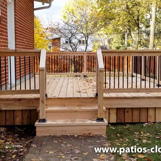patio deck design gazebo and pergola