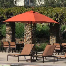 7 5 monterey premium commercial square market umbrella