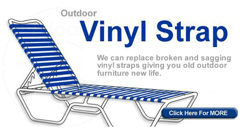How Replace Webbing Outdoor Furniture