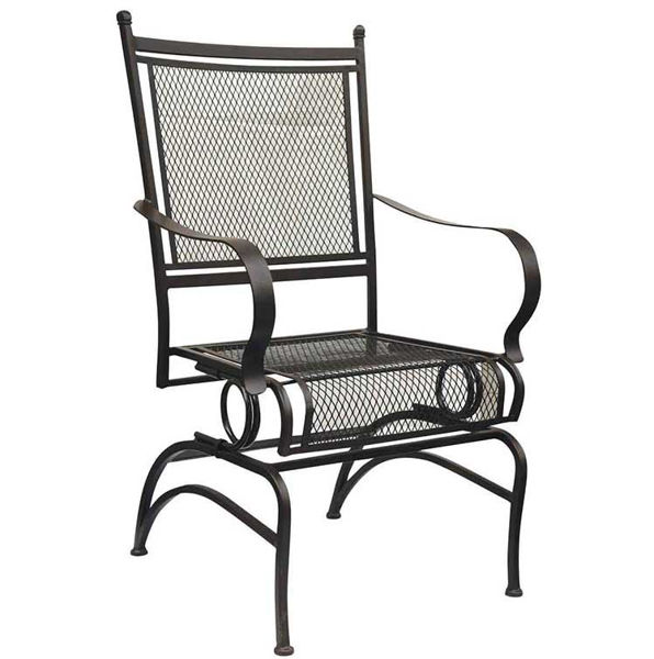 paragon casual catalina coil spring chair