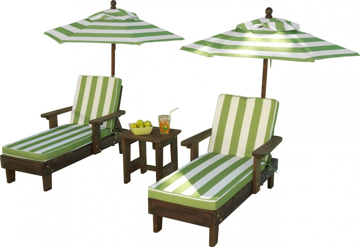 kidkraft outdoor chaise lounge chairs