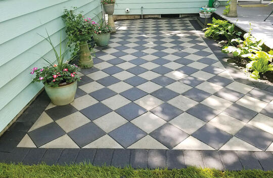 willow creek pavers patio town