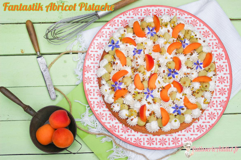 Fantastik Abricot pistache