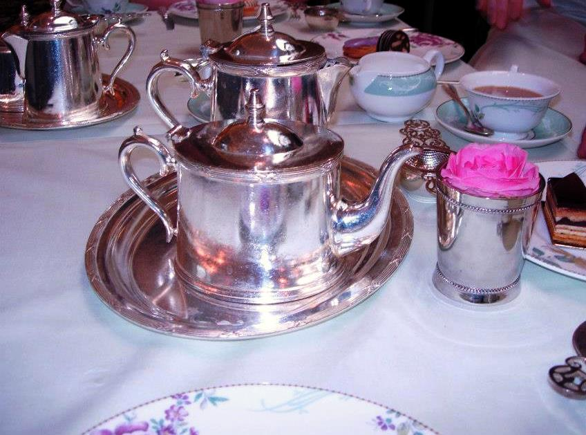 Afternoon Tea at The Thames Foyer - The Savoy