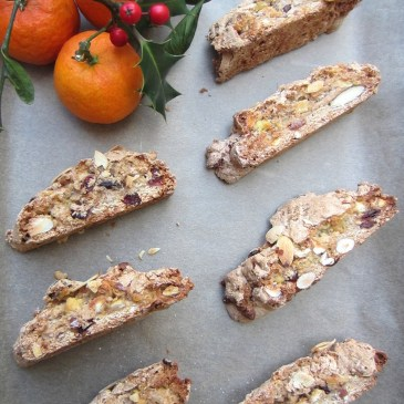 Stollen Biscotti – Bright House Christmas Kitchen