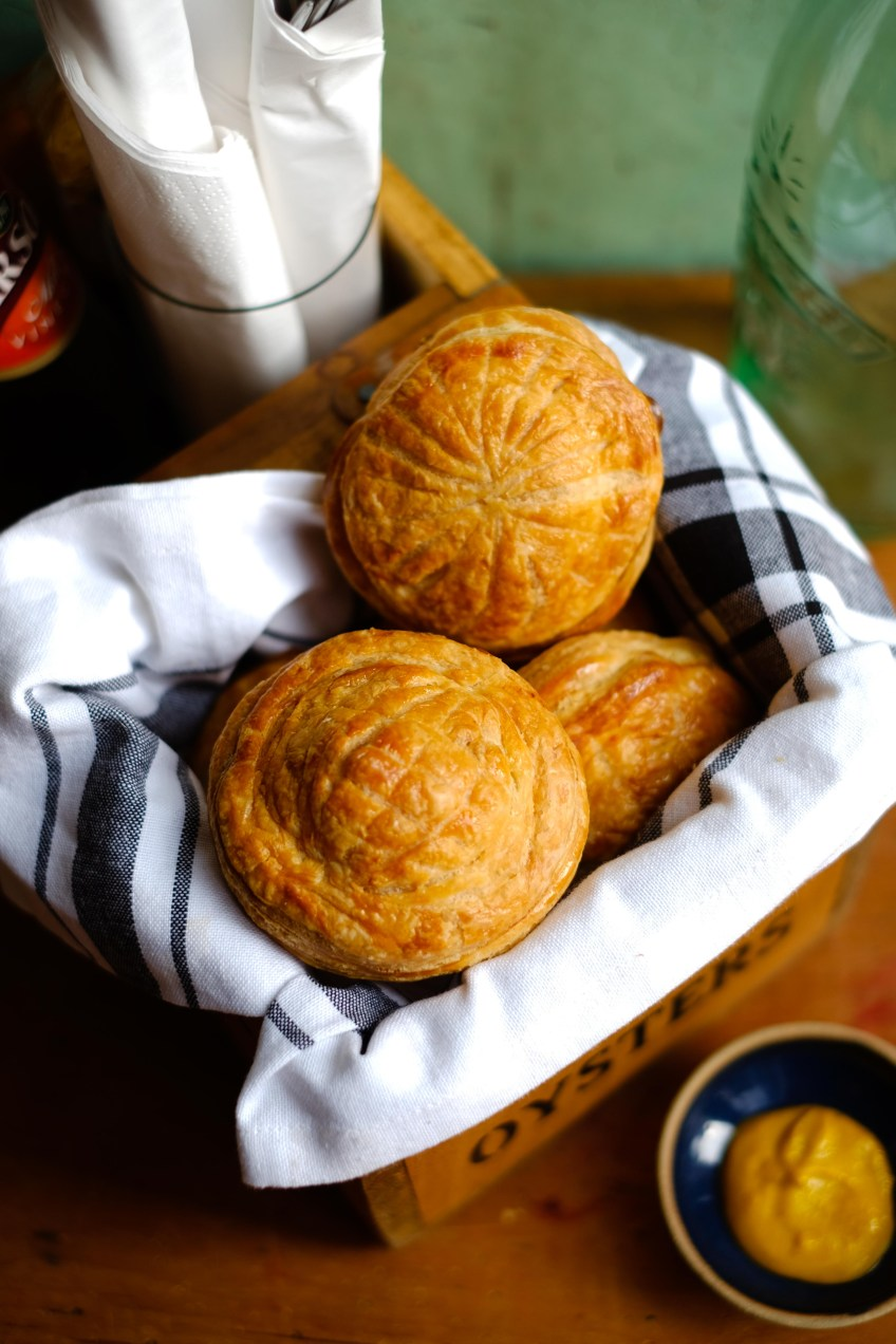 Dauphinoise Inspired Pies | Patisserie Makes Perfect