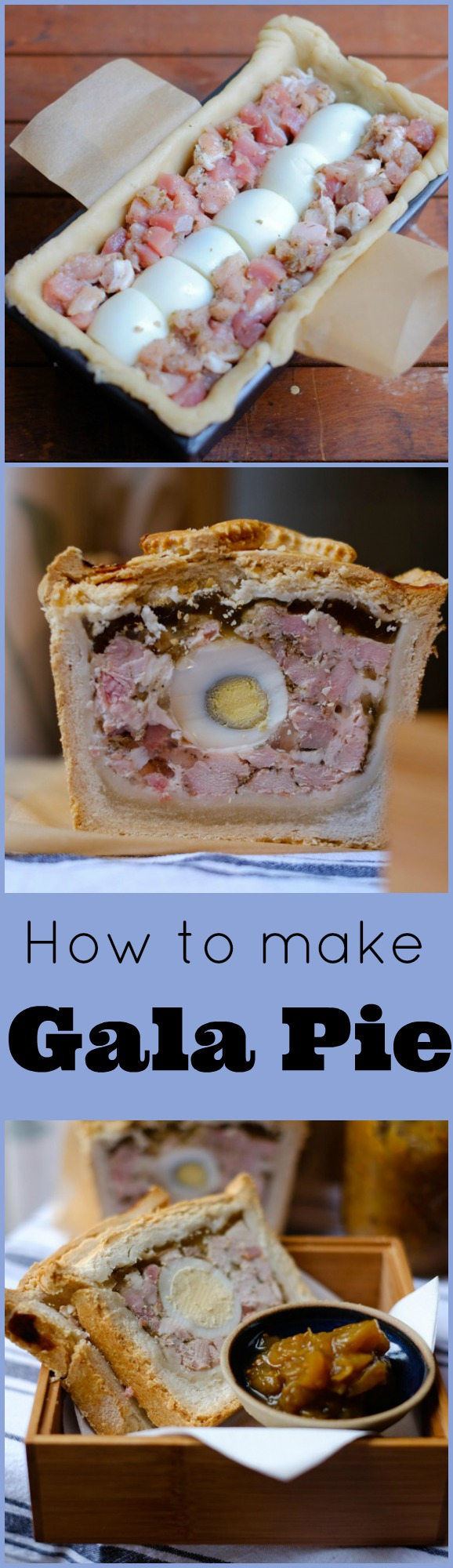 How to make gala pie | Patisserie Makes Perfect