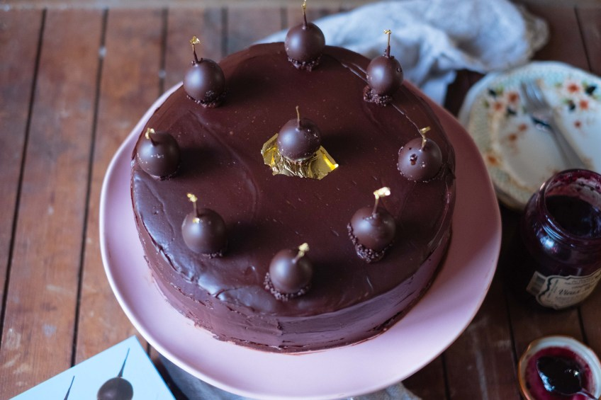 Chocolate Gateau | Patisserie Makes Perfect
