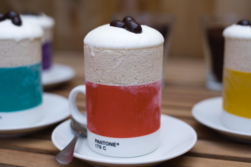 Iced Souffle | Patisserie Makes Perfect