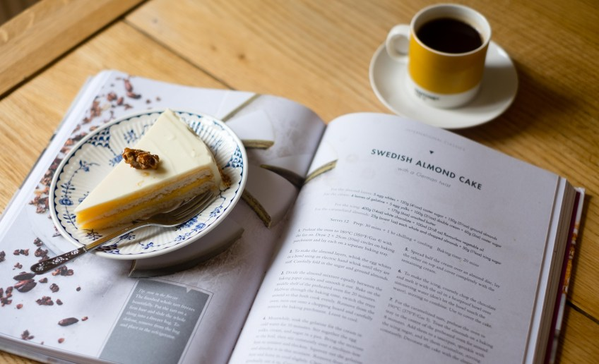 Swedish Almond Cake | Patisserie Makes Perfect
