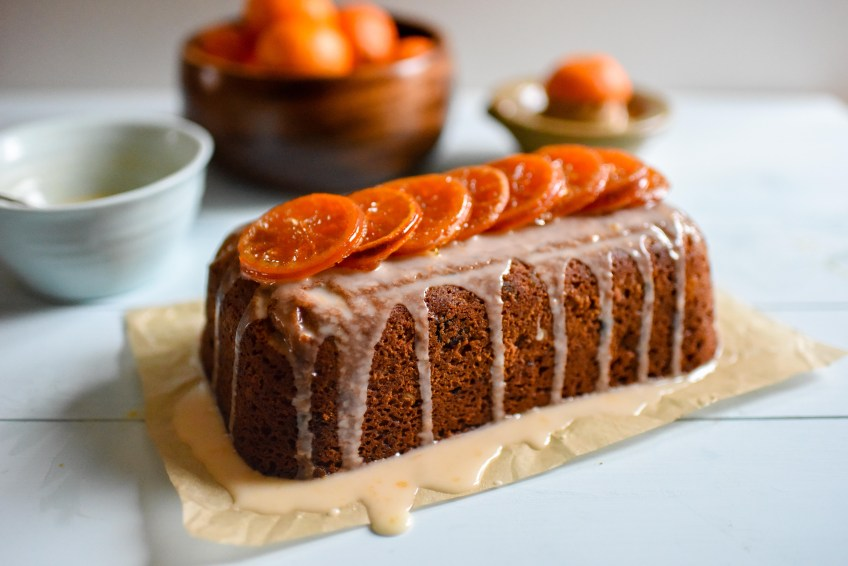 Clementine & Mincemeat Drizzle Cake | Patisserie Makes Perfect