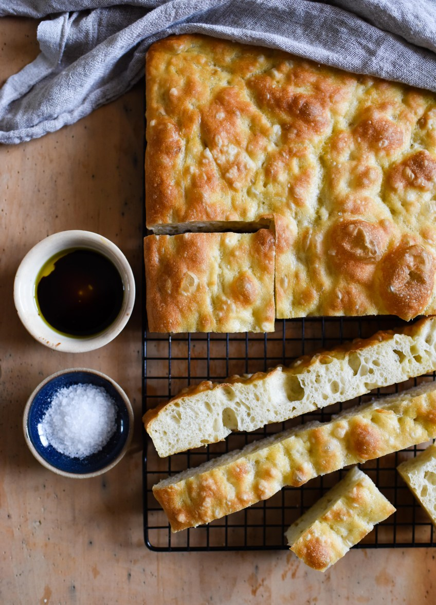 Genovese Focaccia | Patisserie Makes Perfect