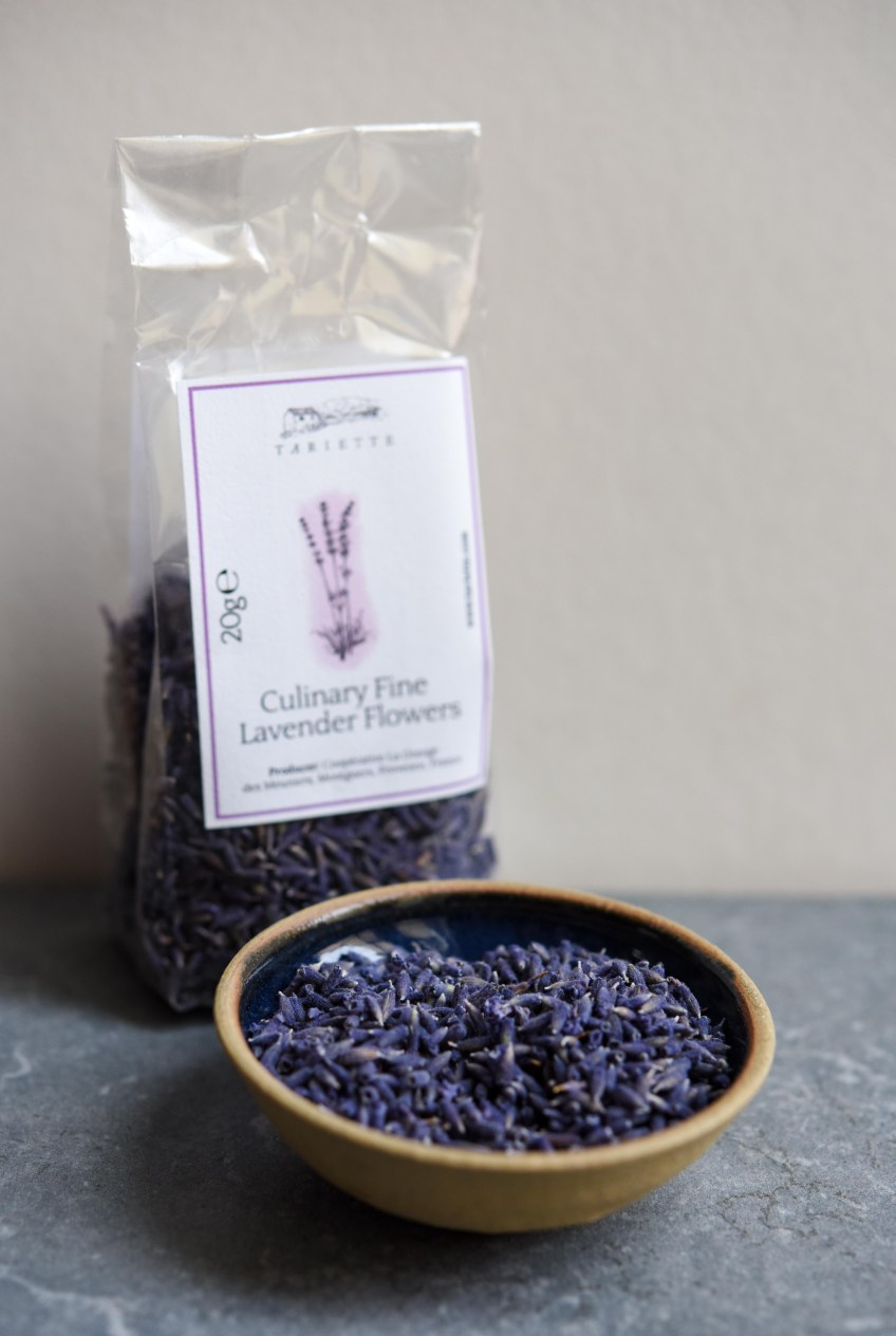 Culinary Lavender | Patisserie Makes Perfect