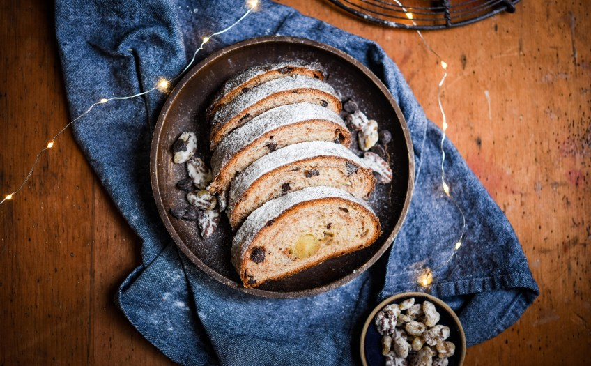 Chocolate Chip Stollen | Patisserie Makes Perfect
