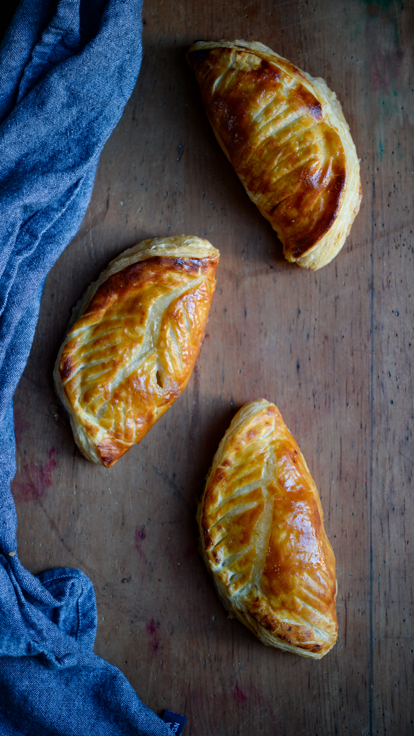 chausson aux pommes | Patisserie Makes Perfect