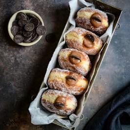 Chocolate Cream Doughnuts | Patisserie Makes Perfect