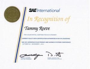 SAE International Award