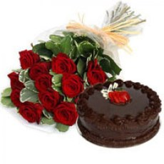 Flowers Cake Online Delivery Patna