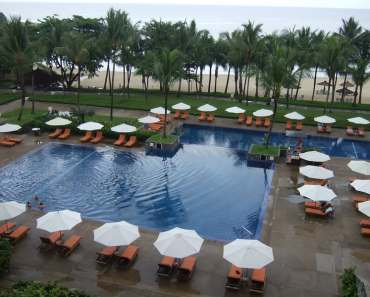 Club Med Bintan : Swimming Pool