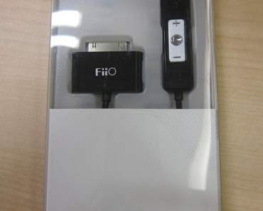 FiiO E1 Headphone Amplifier