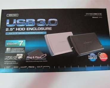 Probox HDG-SU3 USB 3.0 HDD Enclosure