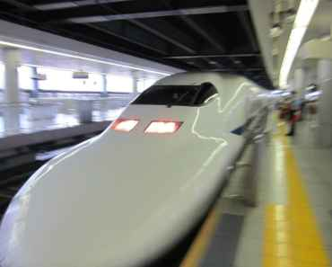 Tokaido Shinkansen - The quickest day trip on a Japan bullet train