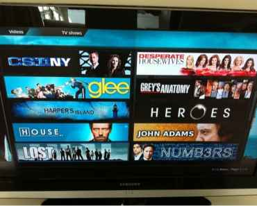XBMC TV serials on Apple TV2