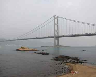 Tsing Ma Bridge (青马大桥)