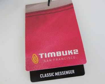 Timbuk2 Classic Messenger Bag 2014