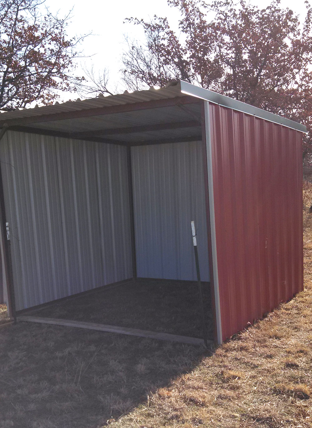 Abilene Portable Buildings And Livestock Shelters