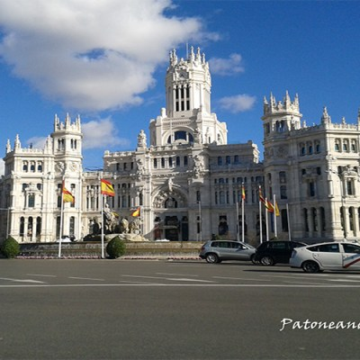Gracias por sorprenderme Madrid