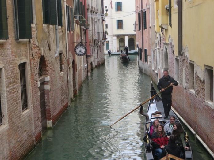 Viajar barato por Europa, Venecia