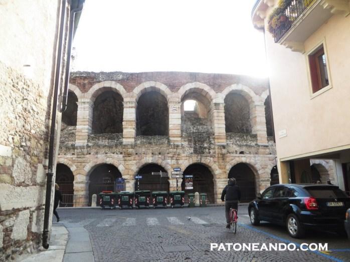 Viajar barato por Europa, Verona