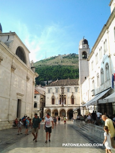 La sincronicidad del viajero, Croacia