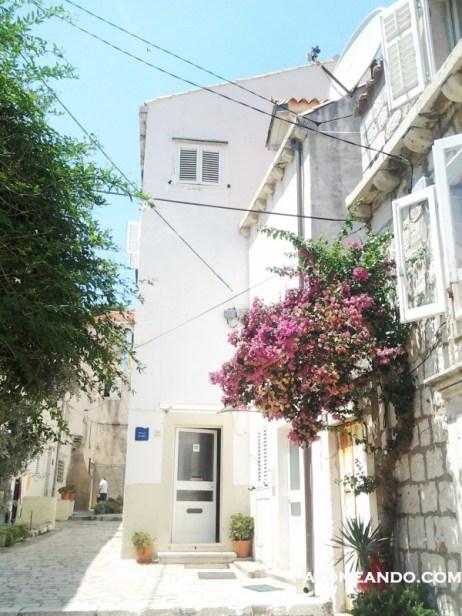 Alguna calle en Dubrovnik
