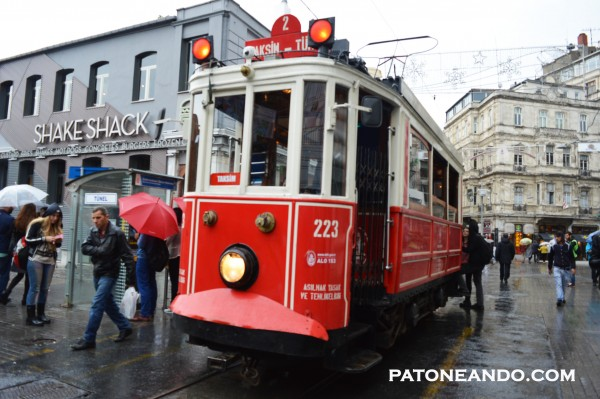 Estambul ciudad mágica -patoneando