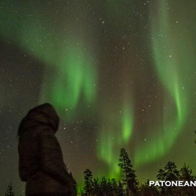 Cazando las auroras boreales