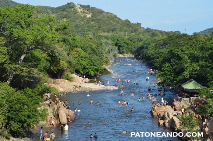 El Río Guatapurí