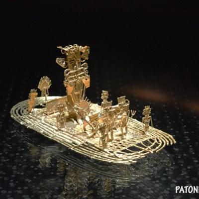 Museo del Oro de Bogotá y la furia colonizadora