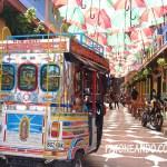 Guatapé: un pueblo de contrastes