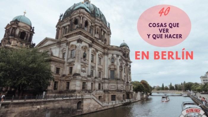 que hacer y que ver en Berlín - Patoneando blog de viajes (2)
