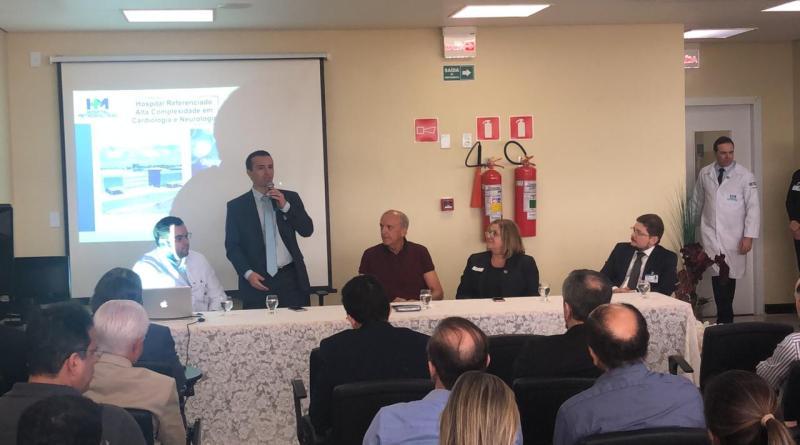 Dr. Érico participa de I Encontro Paraibano de doações de órgãos e tecidos pra transplantes