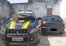 Dupla é presa e PRF apreende mais de 40 quilos de maconha que seriam entregues em São Mamede
