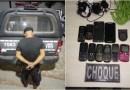 No Sertão: Homem é preso suspeito e arremessar material para dentro de presídio