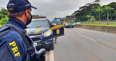 A Polícia Rodoviária Federal realiza sétima edição da Operação Tamoio e divulga balanço. Ouça