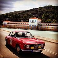 Περιήγηση κλασσικών αυτοκινήτων στο λιμάνι της Πάτρας (pics+video)