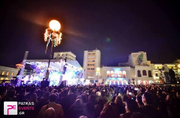 9+1 λόγοι για να πάτε στην τελετή έναρξης του Πατρινού Καρναβαλιού!