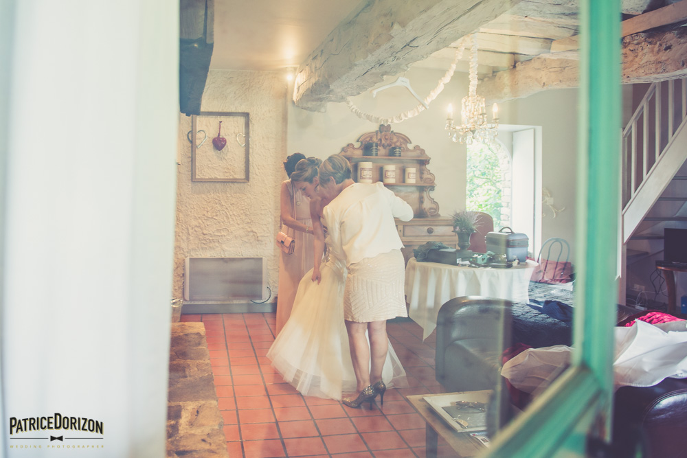 Mariage Raimonderie