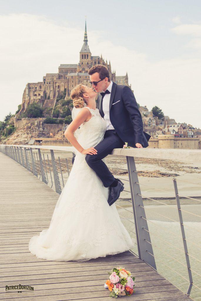 Mariage Mont Saint Michel