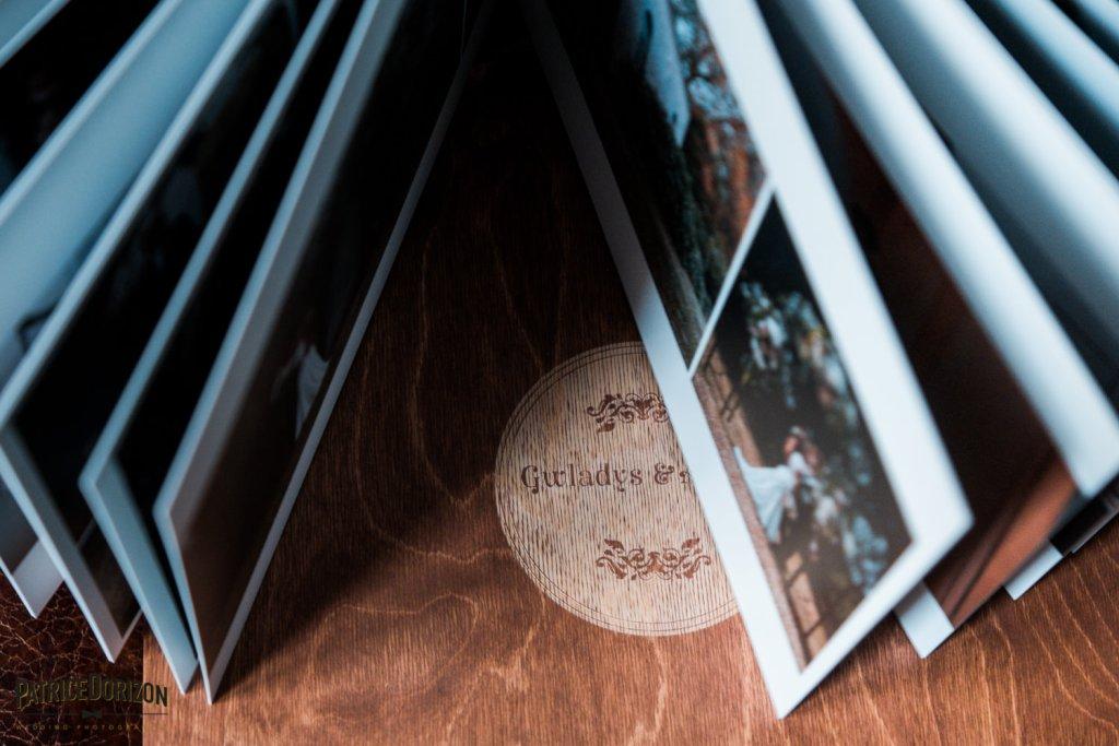 Album Mariage Patrice Dorizon